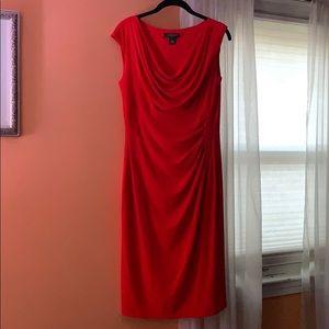 Ralph Lauren Dresses - Red Ralph Lauren Dress
